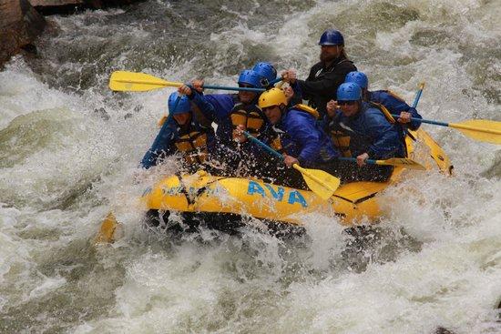 Arkansas Valley Adventures - Day Trips : Killing it!