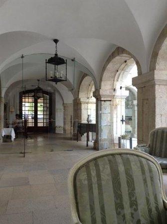 Pousada de Palmela Historic Hotel: the entrance
