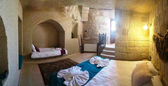 El Puente Cave Hotel: Tavla Cave Room