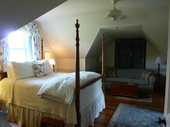 William Cox Inn : Bedroom