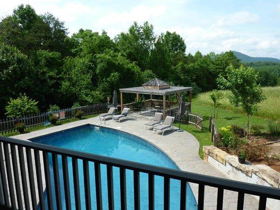 William Cox Inn: pool