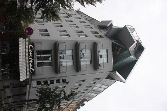 Hotel Chelsea : Vista exterior Hotel