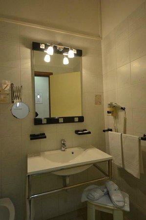 University Hotel: Bagno