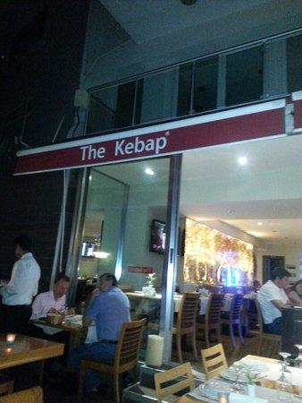 The Kebap and Steak: The kebap