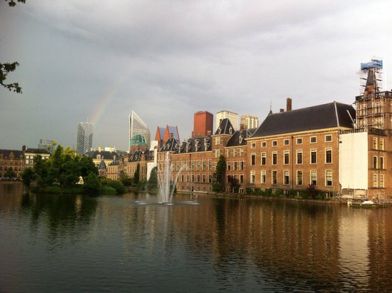 Mauritshuis : From the outside
