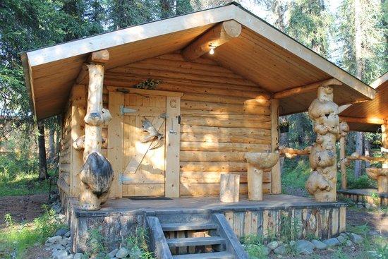 Carlo Creek Lodge: Cabin