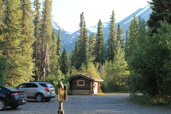 Carlo Creek Lodge : Cabin