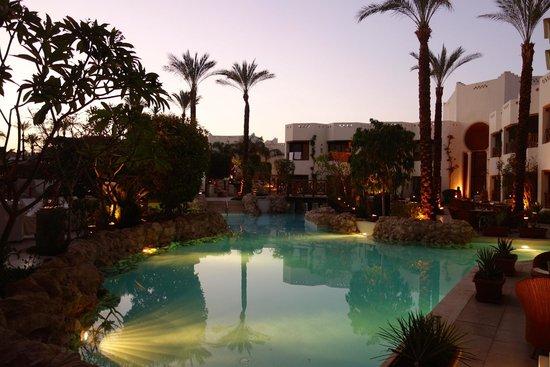 Sunset - Picture of Ghazala Gardens Hotel, Sharm El Sheikh ...