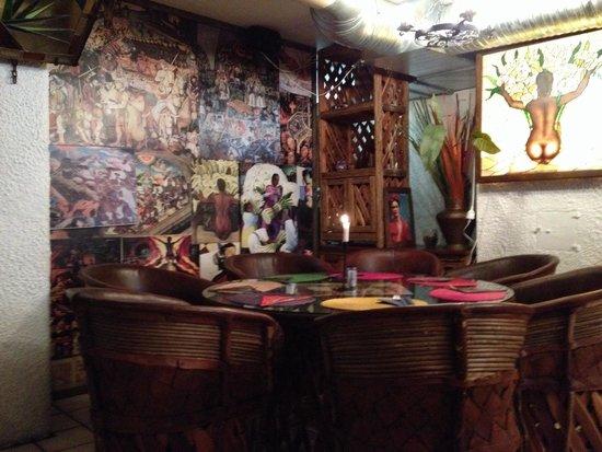 Frida: inneneinrichtung