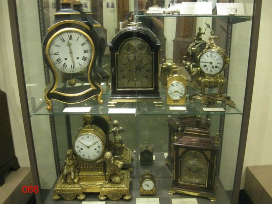 National Watch and Clock Museum : A lovely display