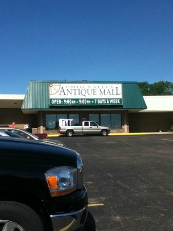 Fairfield, OH: Ohio Valley Antique Mall