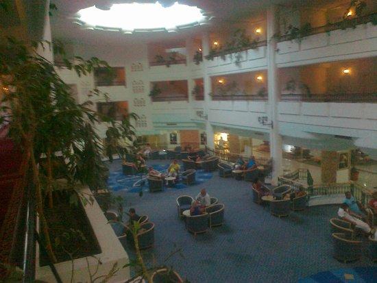 El Mouradi Skanes: piętra