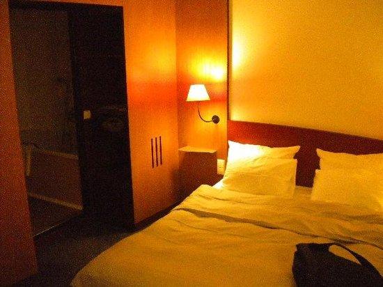 Novotel Suites Wien City Donau : Cama