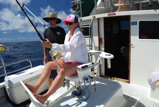 Lahela Sportfishing: Baby Aku