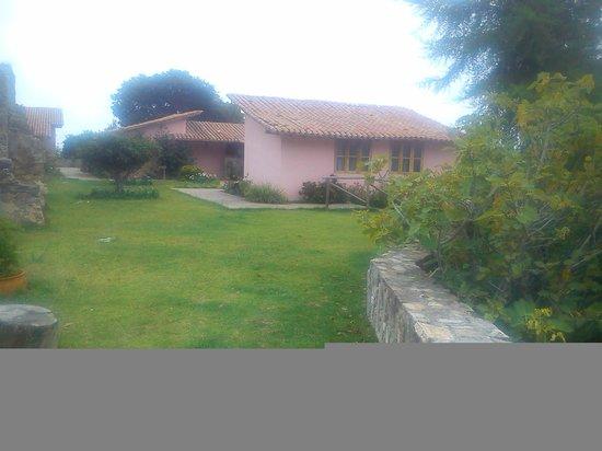 Posada La Hacienda Vieja: alrededores
