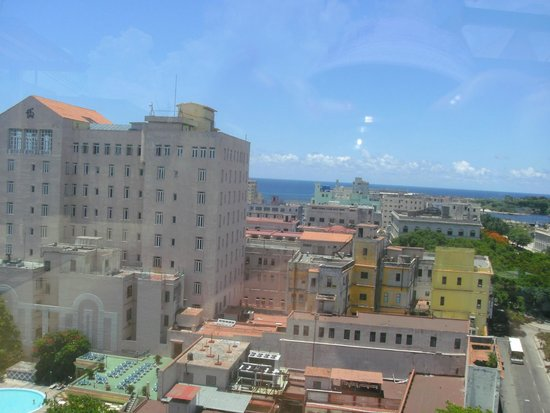 Iberostar Parque Central: From the roof