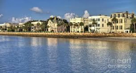 Holiday Inn Charleston Riverview: South Battery