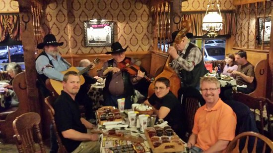 Big Texan Steak Ranch : group pic.