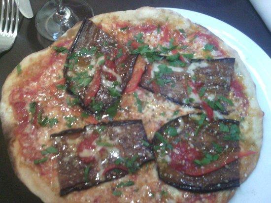 Casa Cristo: Pizza sicilienne