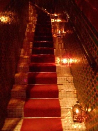Le Marrakchi: bellissimi interni