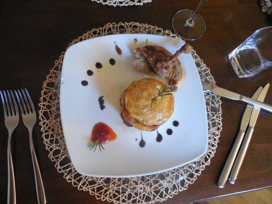 Gourmet Giglio Bianco B&B : Dinner
