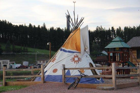 Black Hills Trailside Park Resort: Fun for kids...