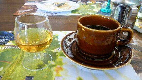 La Villa De Mazamet : Pousse cafe.