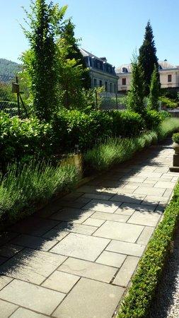 La Villa De Mazamet: Le jardin