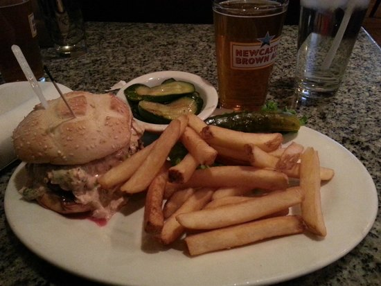Burger Bar : amazing burgers!
