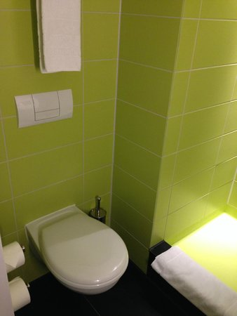 Hotel Gat Point Charlie: wc