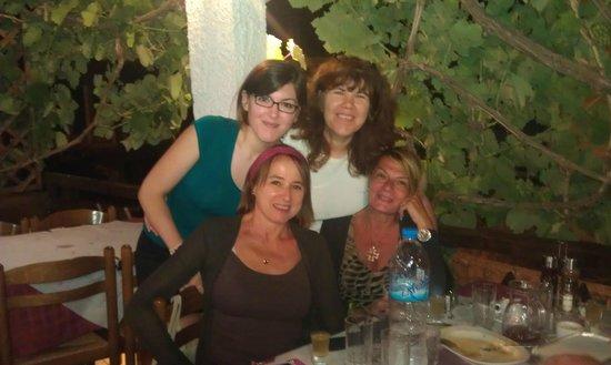 Squirrel Restaurant: Un saluto da Roma