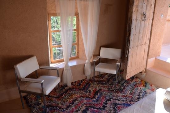 Kasbah Ait Moussa: Chambre