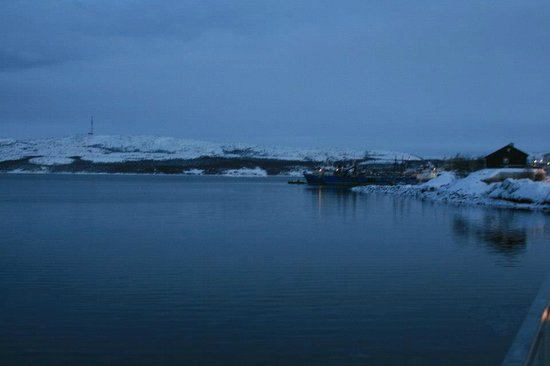 Thon Hotel Kirkenes: смцф