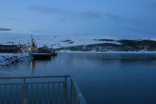 Thon Hotel Kirkenes: суфы
