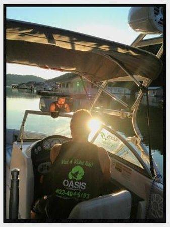 Oasis Watersports: Norris Lake Boat Rental Delivery