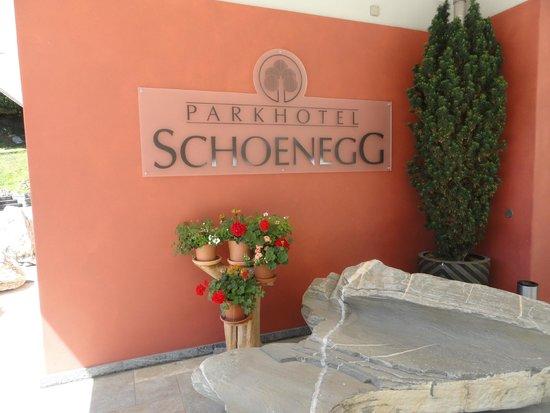 Parkhotel Schoenegg: Entree