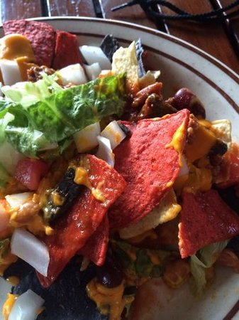 Banner Elk Cafe & Lodge: Nachos