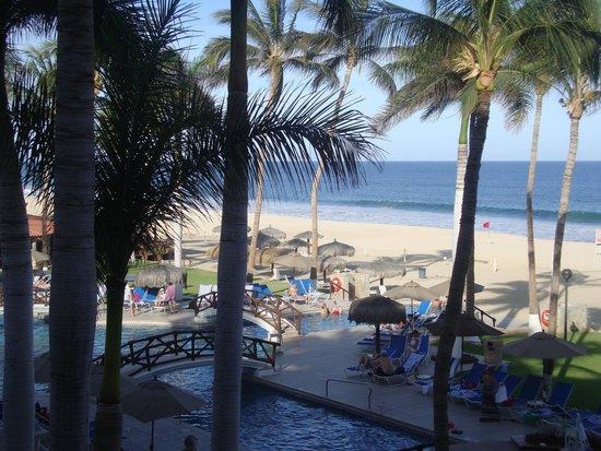 Worldmark Coral Baja: View from hotel balcony