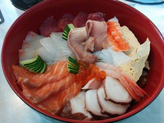 Matsuri: Chirashizushi !