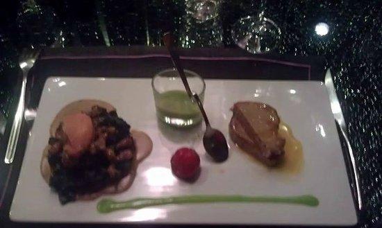 Semigio: Uno dei piatti gustati durante l'ultima visita da Semigò