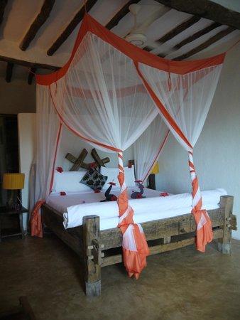 The Zanzibari: Beautiful rooms