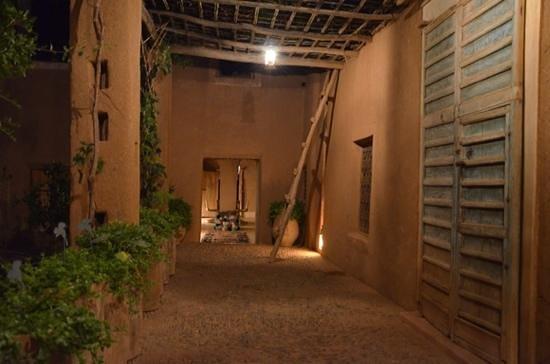 Kasbah Ait Moussa: Vue de la terrasse