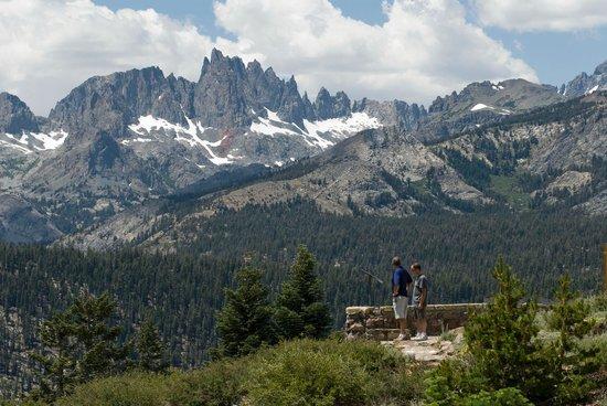 Mammoth Mountain Inn: Scenic Minaret