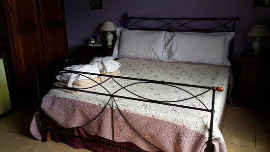Casa Del Poggio Solivo: Room with attention to details