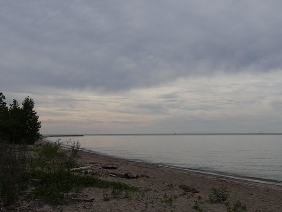Ottawa National Wildlife Refuge: Beach