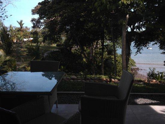 Hotel Bocas del Mar: outdoor balcony