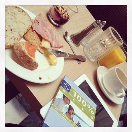 Thon Hotel Terminus : ontbijt