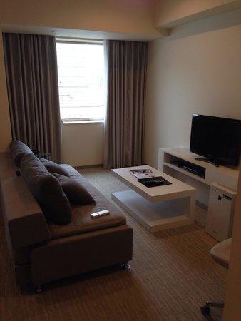 Fraser Residence Nankai Osaka : Main living area