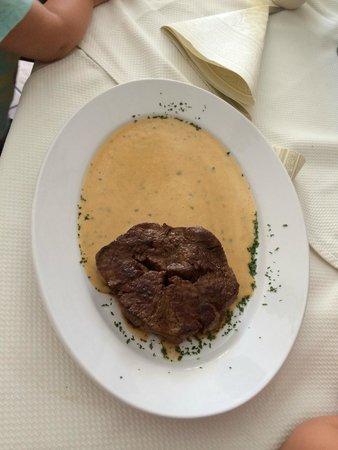 Steakhouse Chateau: Cafè de Paris mit Filet