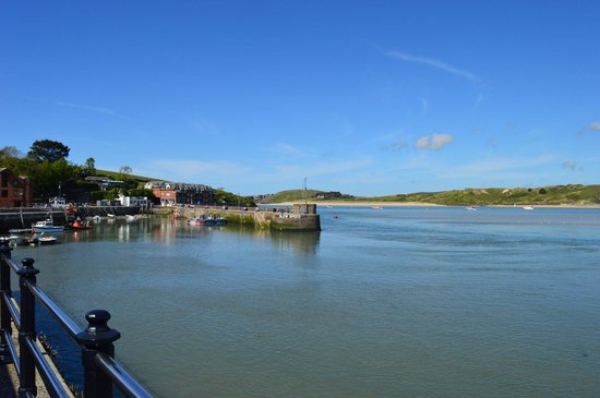 Padstow Harbour: Harbour view-2